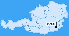 PLZ 8200 Österreich