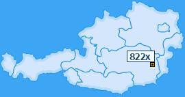 PLZ 822 Österreich