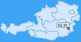 PLZ 8230 Österreich