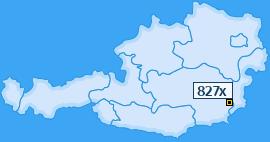 PLZ 827 Österreich