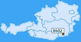 PLZ 8402 Österreich