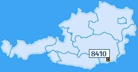 PLZ 8410 Österreich