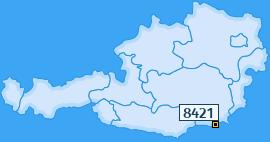 PLZ 8421 Österreich