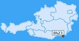 PLZ 8423 Österreich