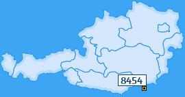 PLZ 8454 Österreich