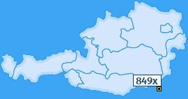 PLZ 849 Österreich