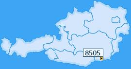 PLZ 8505 Österreich