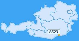 PLZ 8523 Österreich
