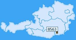 PLZ 8563 Österreich
