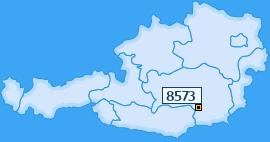 PLZ 8573 Österreich