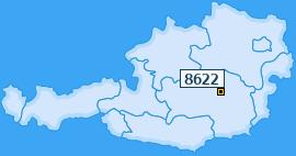 PLZ 8622 Österreich