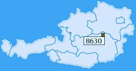PLZ 8630 Österreich