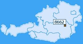 PLZ 8662 Österreich