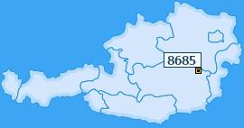 PLZ 8685 Österreich