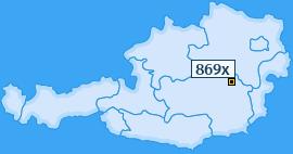 PLZ 869 Österreich