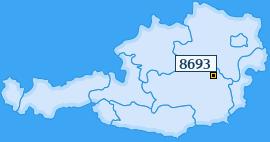 PLZ 8693 Österreich