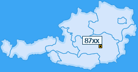 PLZ 87 Österreich