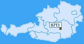 PLZ 8713 Österreich