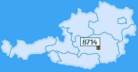PLZ 8714 Österreich
