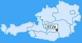 PLZ 872 Österreich
