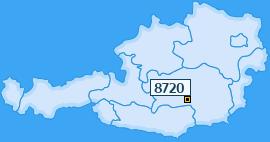 PLZ 8720 Österreich