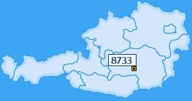 PLZ 8733 Österreich