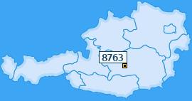 PLZ 8763 Österreich