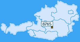 PLZ 8765 Österreich