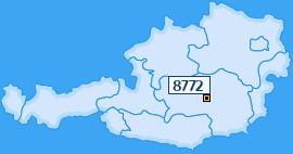 PLZ 8772 Österreich