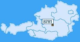 PLZ 8781 Österreich