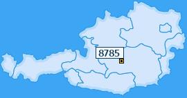 PLZ 8785 Österreich
