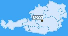 PLZ 8900 Österreich