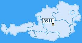 PLZ 8911 Österreich