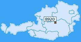 PLZ 8920 Österreich