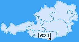 PLZ 9020 Österreich