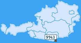 PLZ 9143 Österreich