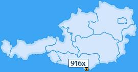PLZ 916 Österreich