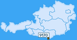 PLZ 9170 Österreich