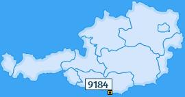 PLZ 9184 Österreich