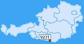 PLZ 9231 Österreich