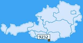 PLZ 9232 Österreich