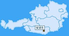 PLZ 9311 Österreich