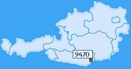 PLZ 9470 Österreich