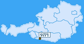 PLZ 9771 Österreich