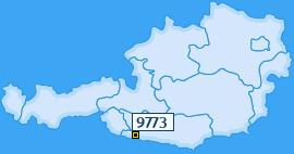PLZ 9773 Österreich
