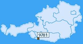 PLZ 9781 Österreich