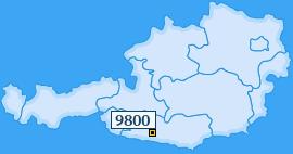 PLZ 9800 Österreich