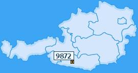 PLZ 9872 Österreich