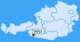 PLZ 9951 Österreich