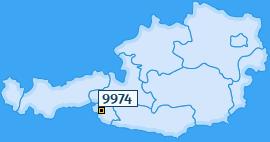 PLZ 9974 Österreich